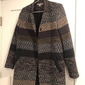 Zara TRF coat
